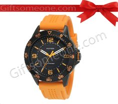 Rs.7,995.00 / $143.91 Shipping Charges Free Shipping To India(IND) Product Details  Brand: Tommy Hilfiger Model:TH1790837 Dial Color:  Black Dial Shape: Round Strap Color:   Orange Strap Material: Silicone Water Resistance: Yes Warranty: 2 Years International Warranty. http://www.giftsomeone.com/watch-men-th-ft12/product_info.php/products_id/3542