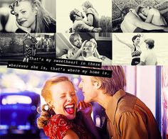 Best movie ever!! The Notebook