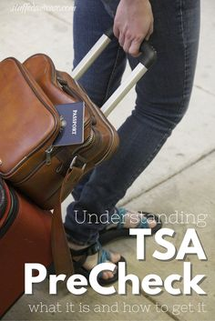 Need a little help understanding what is TSA PreCheck and how to get it? This is one of the best travel tips to helping your vacation start off smoother!
