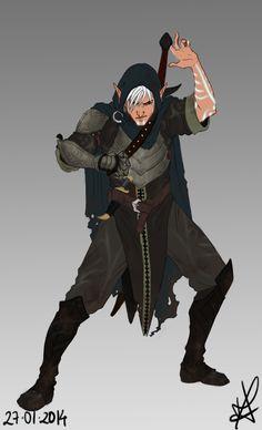 Dragon Age 2 | Fenris