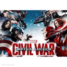 #CaptainAmerica #CivilWar