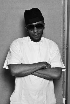 Yasiin Bey aka Mos Def in Art Comes First Wearing ACF Bismillah shirt & ACF mobutu hat. Glasses by Lotho eyewear.  Photo credit by D. Pa...
