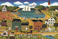 Day Of The Quilt Show Painting