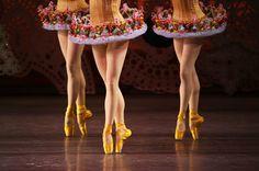 secrets of creating the perfect satin toe shoes at New York City Ballet: http://nyti.ms/KjbV8n