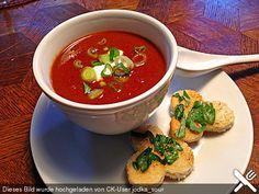 Rote Zwiebelsuppe, ein tolles Rezept aus der Kategorie Gebundene. Bewertungen: 33. Durchschnitt: Ø 4,4.