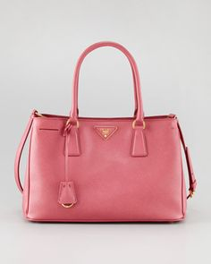 prada handbag black - Mini Saffiano Lux Tote Bag, Pink by Prada at Neiman Marcus ...