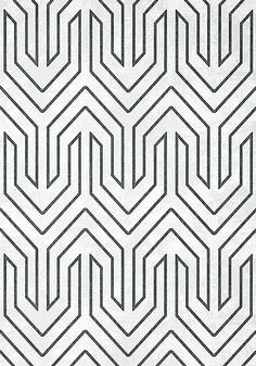 COLBURN CHEVRON, Black, AT9615, Collection Savoy from Anna French Anna French, Powder Room Wallpaper, Chevron Wallpaper, Neutral Palette, Fine Furniture, Back To Black, Color Patterns, Coloring Pages, Neutral Style