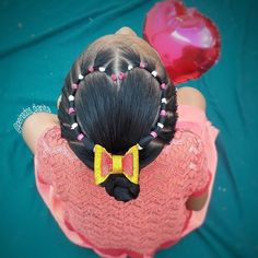 Lil Girl Hairstyles, Natural Hairstyles For Kids, Natural Hair Styles, Long Hair Styles, Hair Dos, My Hair, Hair Humor, Little Girls, To My Daughter