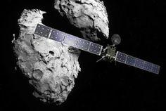 G.A.B.I.E.: La misión Rosetta terminará con un aterrizaje forz...