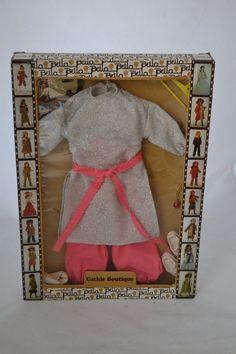Autres Poupées Mannequins, Mini Veste Et Chemisier Tenue Neptune 1981 Pour Cathie De Bella