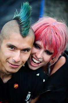 Culturalcrosspollination Punk Boypunk Rock Fashionpunks