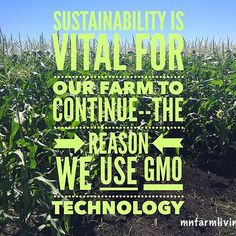 Technology is an important component for #sustainability. Period.