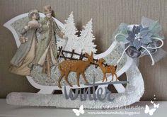 Tineke's kaartenhoekje: Mijn favoriete kerstkaarten