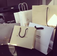 my new lovely things! Luxurious shopping! | lovely things ...