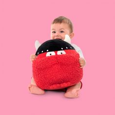 Brand new for Red Nose Day these big, soft Norse Nose and Sniffer Red Noses are like something fired straight out of a cuddle-cannon. Up Theme, Red Nose Day, Big Noses, Fundraising Ideas, Cuddle, Cannon, Coin Purse, Product Launch, Challenges