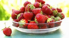 Čerstvé jahody - červen