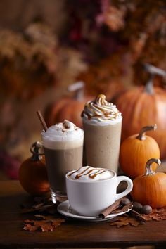 Fall Drink Are You? Pumpkin Pie Latte - There is nothing better on a crisp Fall or snowy Winter evening than this wonderful treat!Pumpkin Pie Latte - There is nothing better on a crisp Fall or snowy Winter evening than this wonderful treat! Café Chocolate, Delicious Chocolate, Fall Drinks, Autumn Cozy, Autumn Coffee, Coffee Drinks, Coffee Coffee, Coffee Break, Coffee Cups