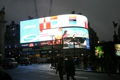 Piccadilly Circus is a road junction and public space of London's West End in the City of Westminster, built in 1819 to connect Regent Street with Piccadilly.
