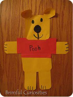 Brimful Curiosities: Winnie the Pooh - A.A. Milne's Birthday!