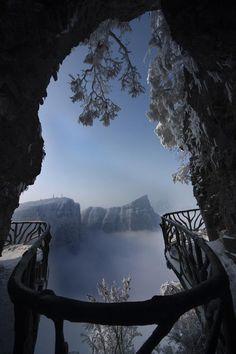 Zhangjajie, China