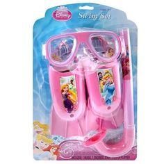 Swim Set Disney Princess on Blister Card 3 pc - Swim Flippers - Ideas of Swim Flippers Little Girl Toys, Baby Girl Toys, Toys For Girls, Kids Toys, Little Girls, Kids Toy Boxes, Lol Dolls, Barbie Dolls, Disney Princess Toys