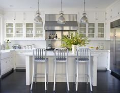 ARTICLE: Loving A White Kitchen | Image Source:  Picklee.com  | CLICK TO READ... http://carlaaston.com/designed/loving-a-white-kitchen