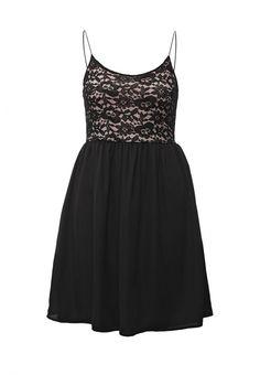 Платье Jennyfer  Платье Jennyfer. Цвет: черный.  Сезон: Весна-лето 2016. Одежда, обувь и аксессуары/Женская одежда/Одежда/Платья