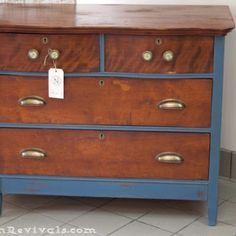 Maps   A Chest of Drawers