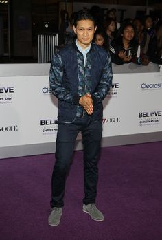 Click here to see the red carpet rundown from JBieb's movie premiere