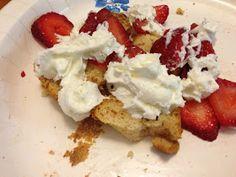 Extraordinary Life: Paleo Angel Food Cake