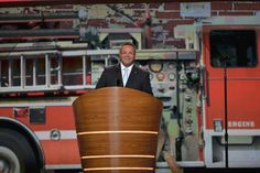 Ohio Firefighter Doug Stern