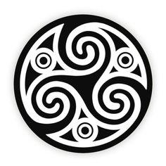 Кельтский трискель - Поиск в Google