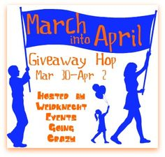 Win a $20 Wal-Mart GC from http://www.sonyashappenings.com/2012/03/march-into-april-giveaway-with-a-20-wal-mart-gc/.html