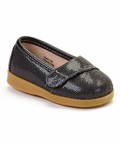 Another great find on #zulily! Black Sequin Squeaker Flat by Sneak A' Roos #zulilyfinds