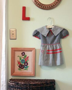 Little Girl's Room Vignette