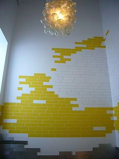 gray bathroom | Gray & Yellow Bathroom | Flickr - Photo Sharing!