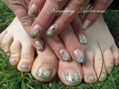 like in a fary-tale Fary Tale, Nails, Beauty, Finger Nails, Beleza, Ongles, Nail, Cosmetology, Manicures