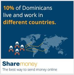 Sending Money To The Dominican Republic Dr Did You Know 10