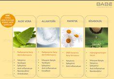 Bitkisel aktif içerikleri ve organo filtreleri sayesinde en yüksek UVA-UVB koruması sunan babe güneş ürünleri, https://vivago.com.tr/babe sayfamızda