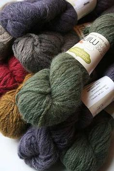 Make Mine Mink Yarn | Jade Sapphire Handspun 100% Mink Knitting Yarn - CRUELTY FREE - hand-combed - knit along with another yarn for strength