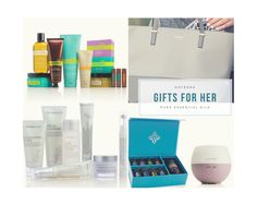 For The Love Of Winter Holidays! GIFTS FOR HER!  There's still time to gift wonderful pure essential oils & products from doTERRA for that special lady in your life! Here are four featured gifts that she will love!    *Spa Collection  - SKU 60200501 Description- This collection includes the doTERRA SPA: Moisturizing Bath Bar, Serenity Bath Bar, Refreshing Body Wash, Exfoliating Body Scrub, Detoxifying Mud Mask, Replenishing Body Butter, Hand & Body Lotion, Citrus Bliss Hand Lotion, Original…
