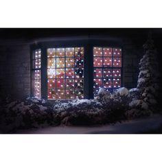 Christmas Net Lights, Christmas Light Projector, Christmas Yard Art, Christmas Yard Decorations, Decorating With Christmas Lights, Christmas Holidays, Living Room Lighting, Light Up