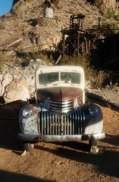 1940 Chevy Pick-Up