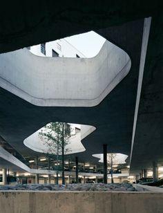 underground architecture - Google Search