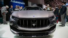 Maserati CEO: Levante SUV Offers Best of Both Worlds - Bloomberg Business