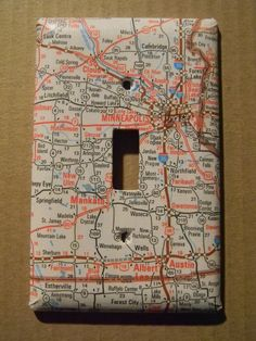 etsy idea, but mod podge would make this a diy
