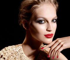 Chanel Makeup 2014 Holiday2014 model medium