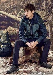 Lee Min Ho для EIDER F/W 2015 (Часть 1)