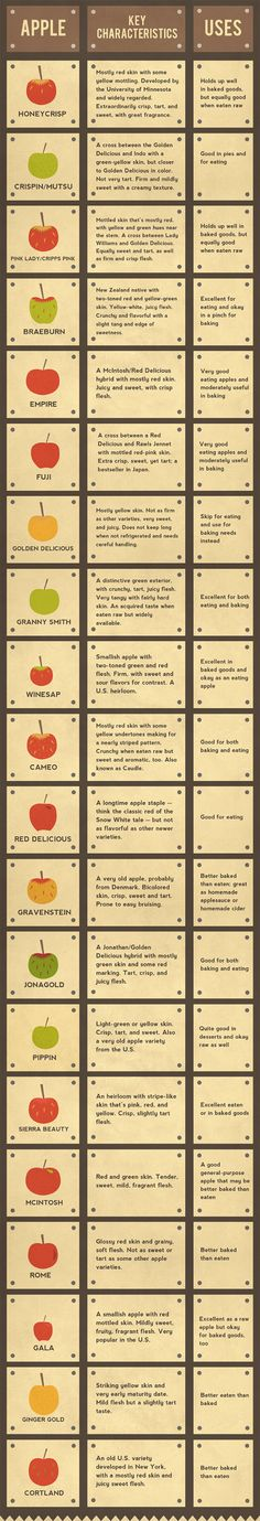 The Ultimate Guide to #Apples | NutriLiving