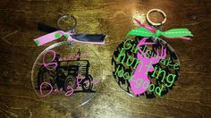 Keychains ♡ http://www.facebook.com/southrnxpressions